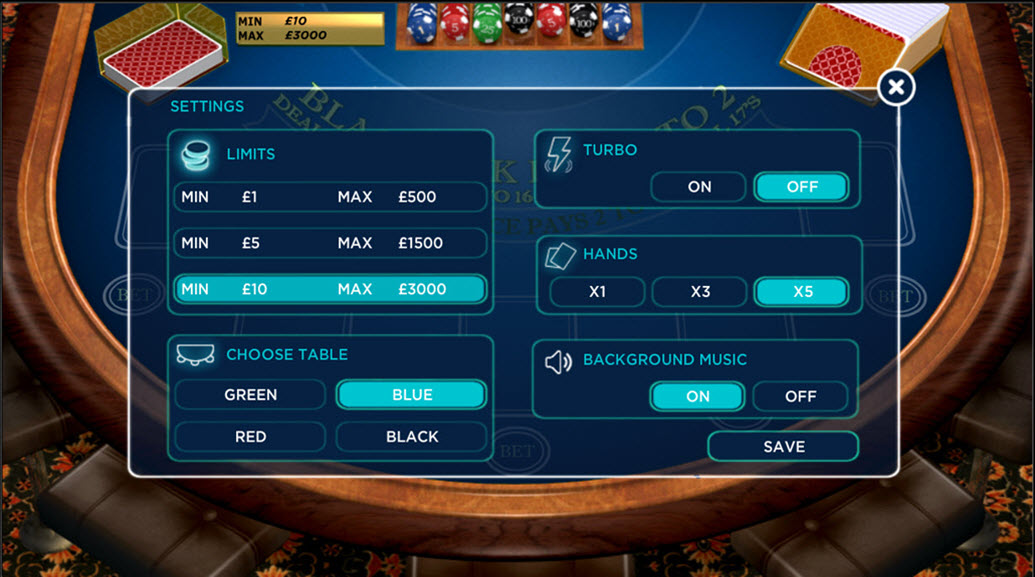 888 Casino Blackjack Games And Exclusive Offers